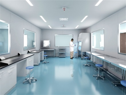 生物实验室装修