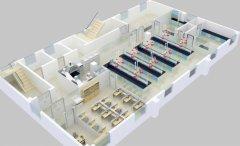 化工厂实验室设计
